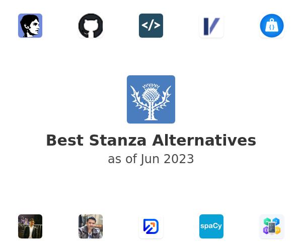 Best Stanza Alternatives