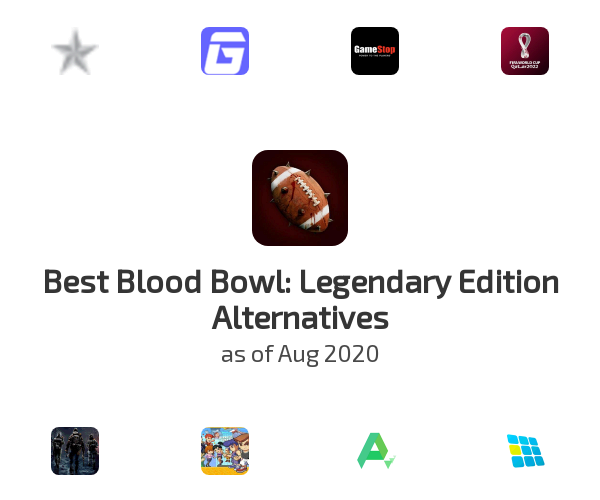Best Blood Bowl: Legendary Edition Alternatives