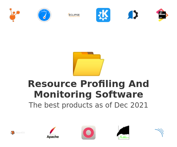 Resource Profiling And Monitoring Software