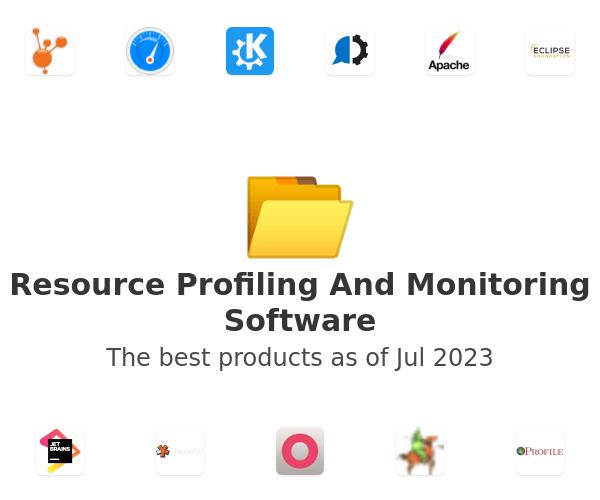 Resource Profiling And Monitoring Software
