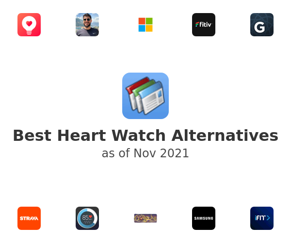 Best Heart Watch Alternatives
