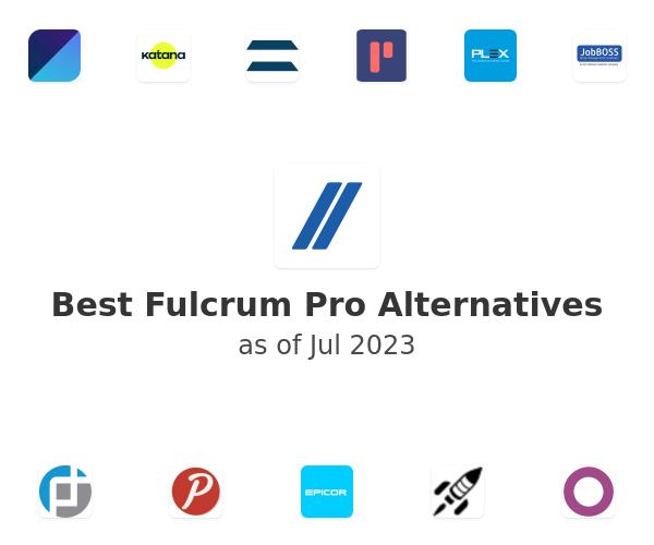 Best Fulcrum Pro Alternatives