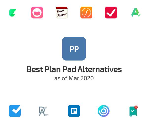 Best Plan Pad Alternatives