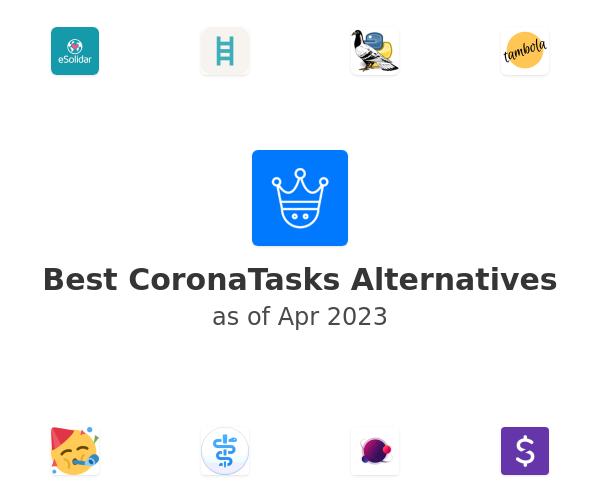 Best CoronaTasks Alternatives