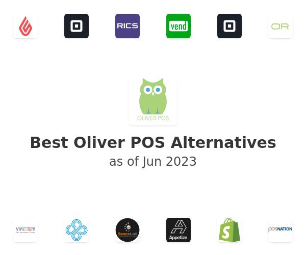 Best Oliver POS Alternatives