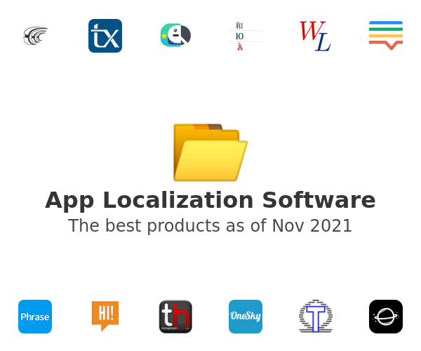 App Localization Software