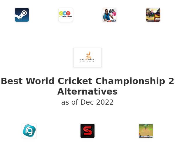 Best World Cricket Championship 2 Alternatives