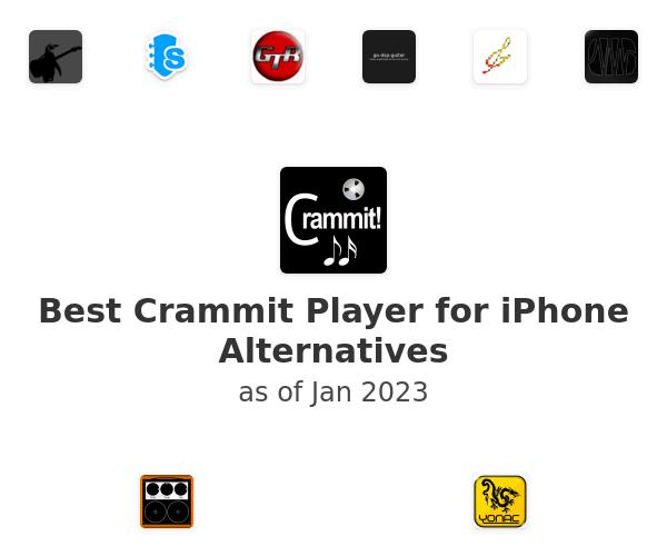Best Crammit Player for iPhone Alternatives