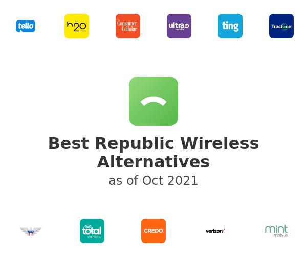 Best Republic Wireless Alternatives