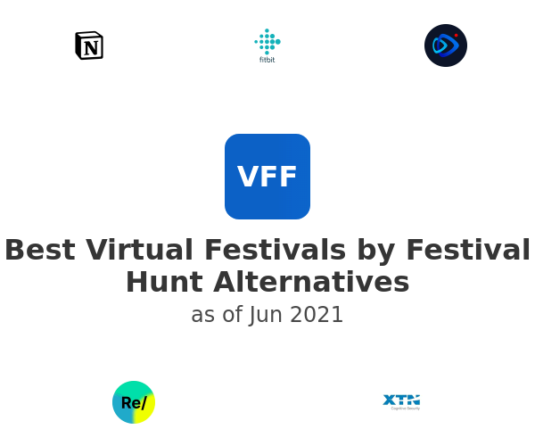 Best Virtual Festivals by Festival Hunt Alternatives