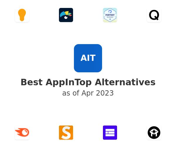 Best AppInTop Alternatives