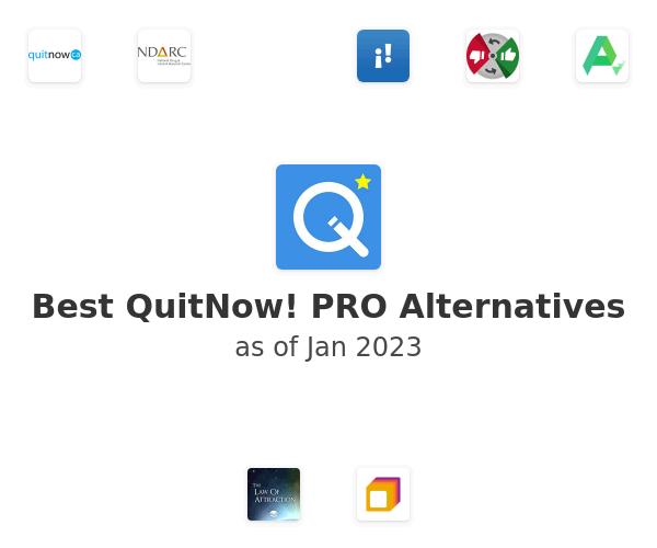 Best QuitNow! PRO Alternatives
