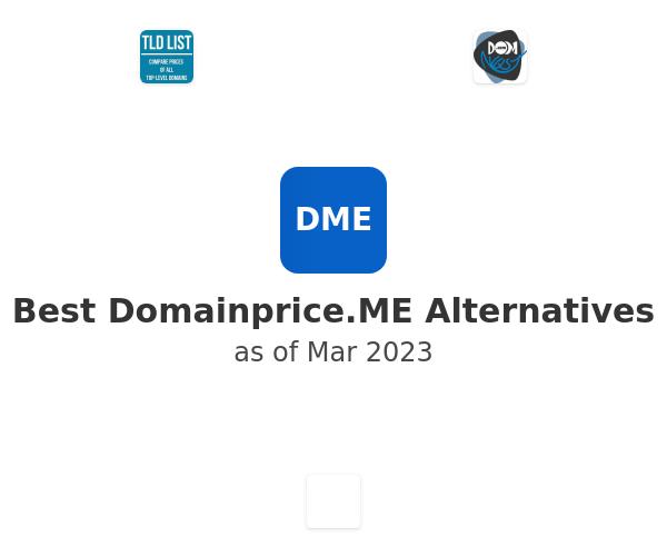 Best Domainprice.ME Alternatives