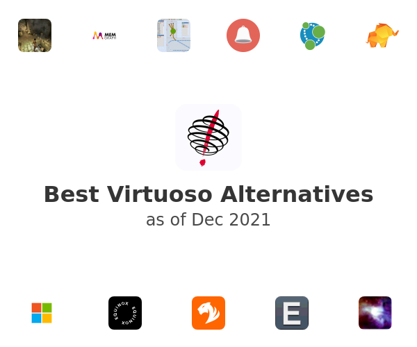 Best Virtuoso Alternatives