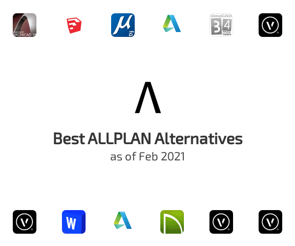 Best ALLPLAN Alternatives
