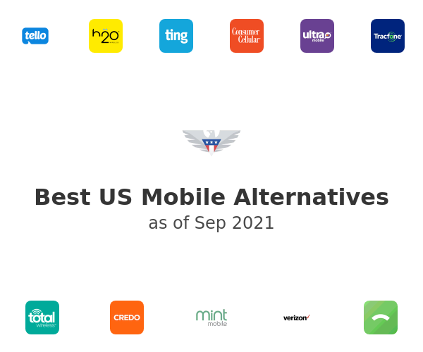 Best US Mobile Alternatives