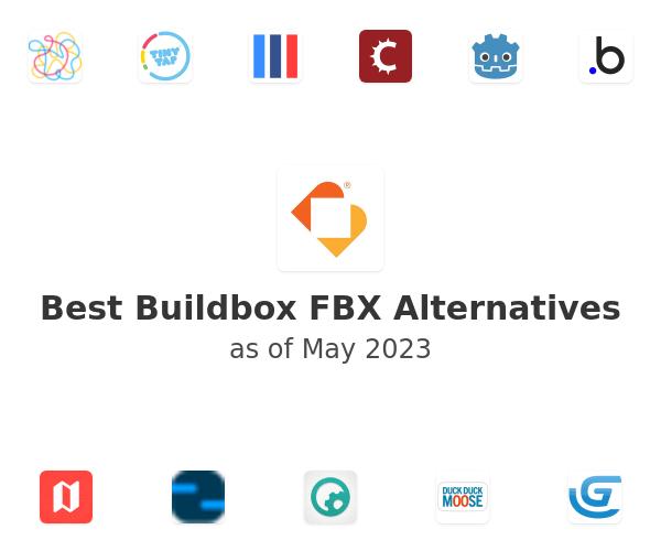 Best Buildbox FBX Alternatives