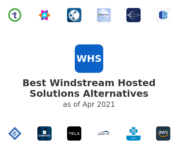 Best Windstream Hosted Solutions Alternatives