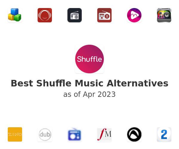 Best Shuffle Music Alternatives