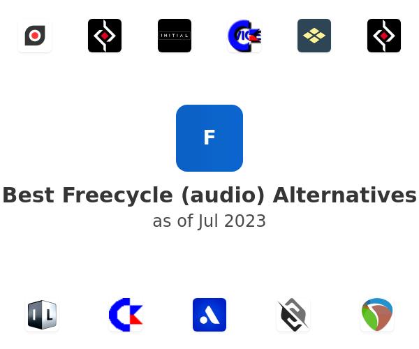 Best Freecycle (audio) Alternatives