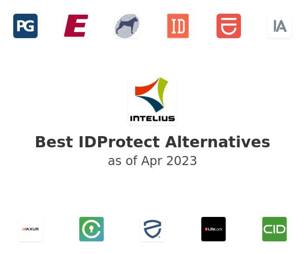 Best IDProtect Alternatives