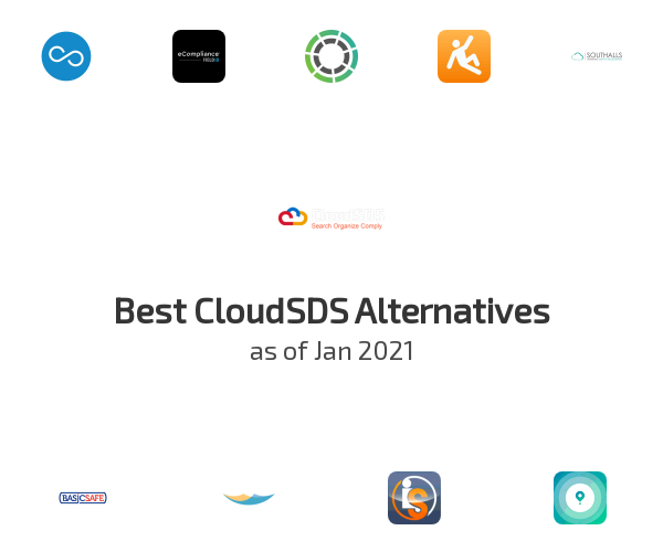 Best CloudSDS Alternatives