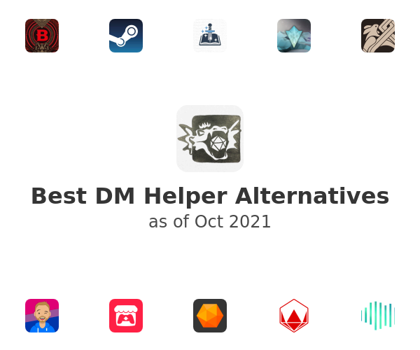 Best DM Helper Alternatives