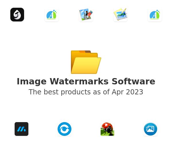 Image Watermarks Software