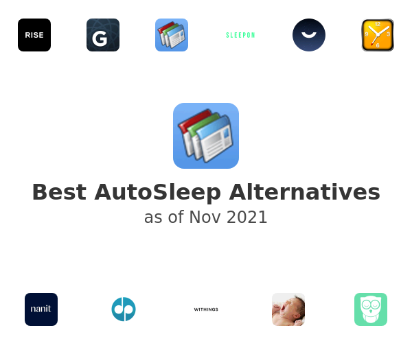 Best AutoSleep Alternatives