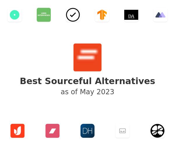 Best Sourceful Alternatives