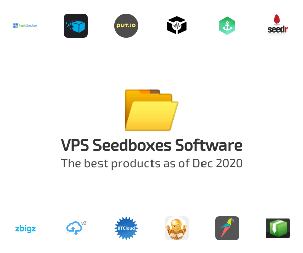 VPS Seedboxes Software