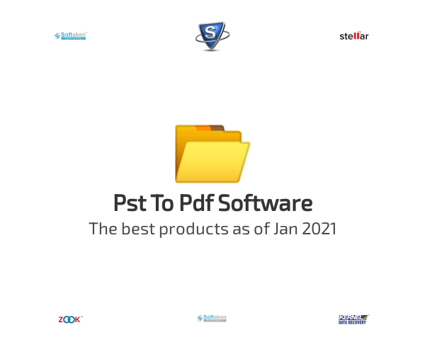 Pst To Pdf Software