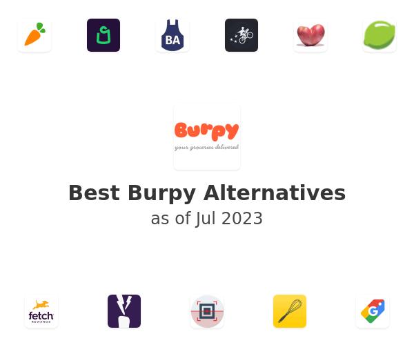 Best Burpy Alternatives