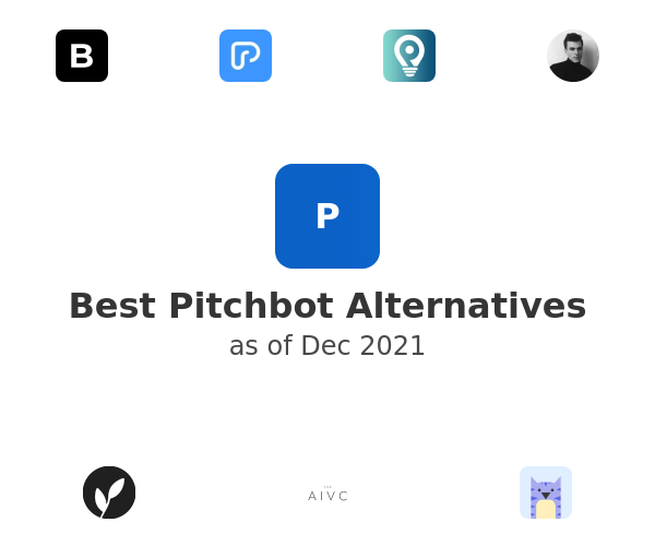 Best Pitchbot Alternatives