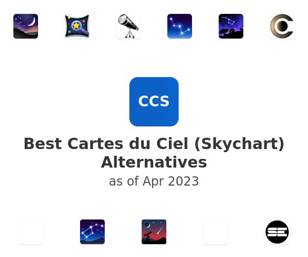 Best Cartes du Ciel (Skychart) Alternatives