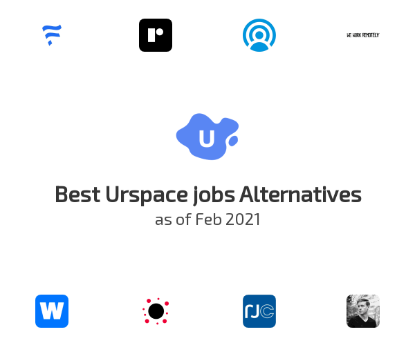 Best Urspace jobs Alternatives