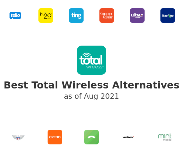 Best Total Wireless Alternatives