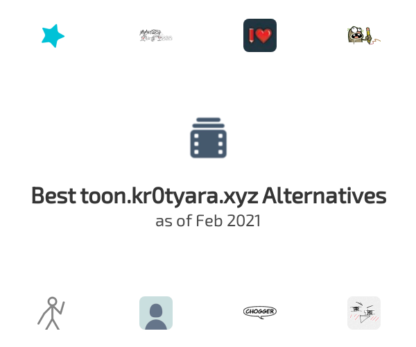 Best toon.kr0tyara.xyz Alternatives