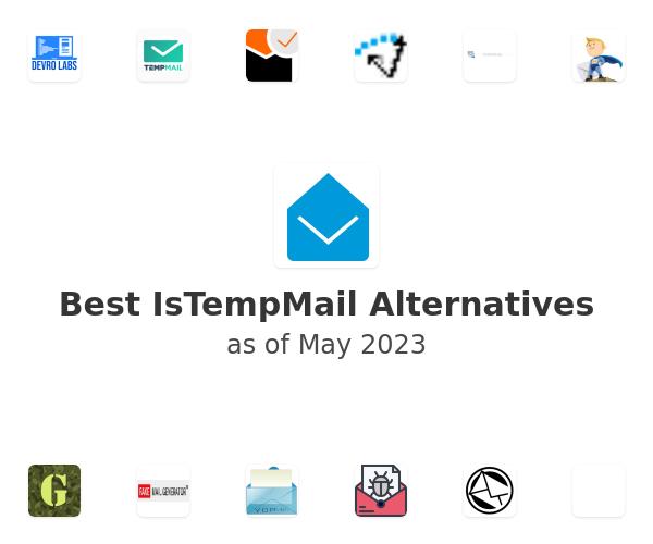 Best IsTempMail Alternatives