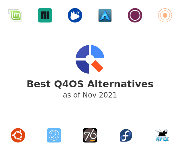 Best Q4OS Alternatives