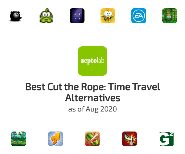Best Cut the Rope: Time Travel Alternatives
