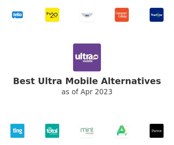 Best Ultra Mobile Alternatives