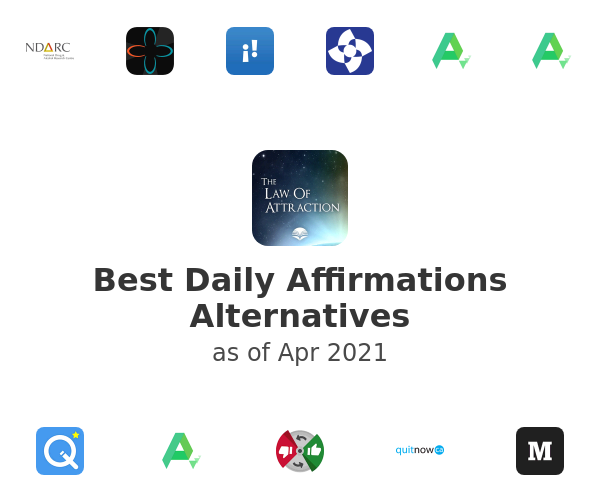 Best Daily Affirmations Alternatives