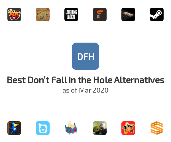Best Don't Fall in the Hole Alternatives