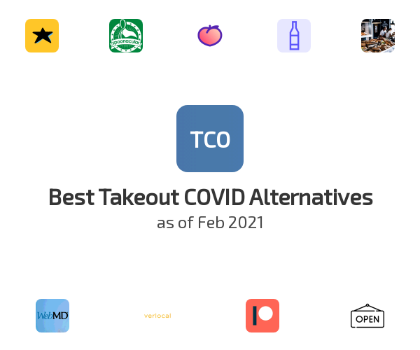 Best Takeout COVID Alternatives