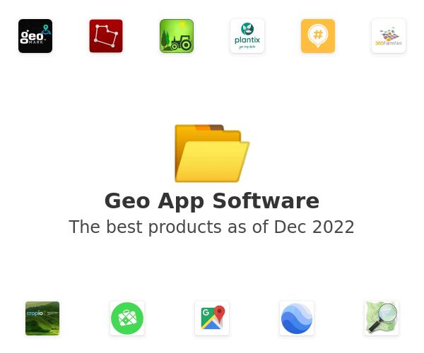 Geo App Software