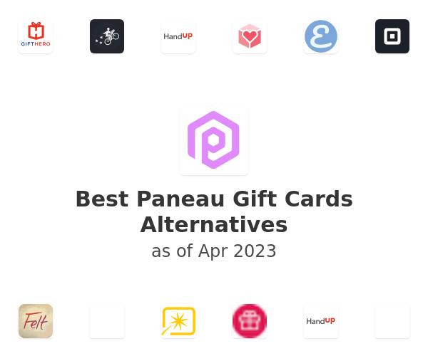 Best Paneau Gift Cards Alternatives
