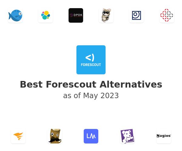 Best Forescout Alternatives