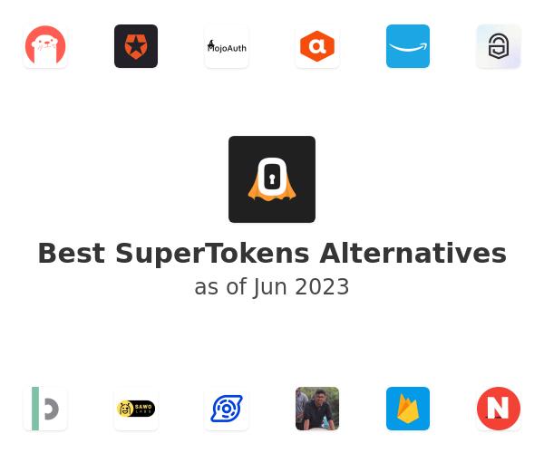 Best SuperTokens.io Alternatives