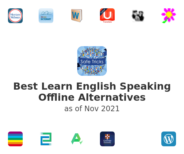 Best Learn English Speaking Offline Alternatives